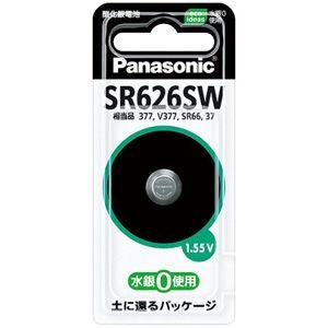 ●タイプ:酸化銀電池 ●電 圧:1.55V ●寸 法:約6.8×2.6mm ●質 量:約0.4g  ...