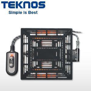 テクノス 取替ヒーターユニット600W 手元電コン式 TMS-600F