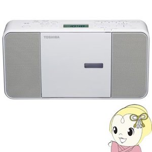 TY-C250-W 東芝 CDラジオ 外部機器を...の商品画像