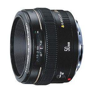■キヤノン 単焦点レンズ キヤノンEFマウント系 EF50mm F1.4 USM|gioncard
