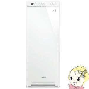 ■[予約]ACK55V-W ダイキン 加湿ストリーマ空気清浄機 ホワイト (最大適用床面積:25畳) 新生活応援|gioncard