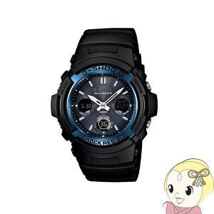 在庫あり 【逆輸入品】 カシオ 腕時計 G-SHOCK 電波ソーラー AWG-M100A-1A/srm|gioncard