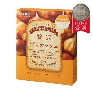 CUOCA-Brioche cuoca(クオカ)プレミアム食パンミックス(贅沢ブリオッシュ)|gioncard