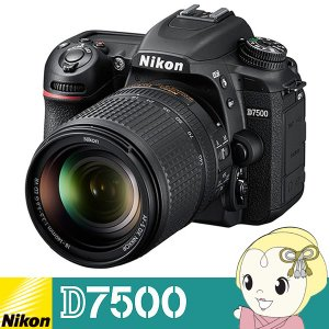 ニコン デジタル一眼レフカメラ D7500 18-140 VR レンズキット/srm|gioncard