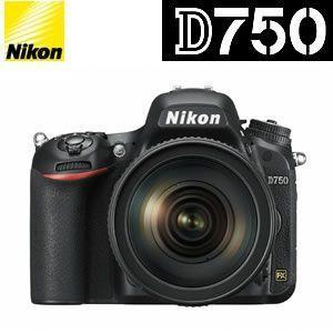 ニコン デジタル一眼レフカメラ D750 24-120 VR レンズキット/srm