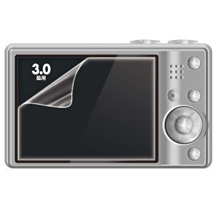 DG-LCK30 サンワサプライ 液晶光沢保護フィルム 3.0型|gioncard