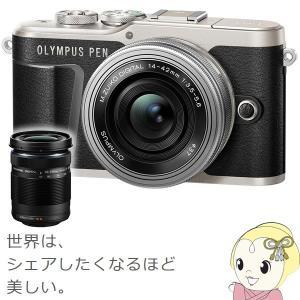 ■マイクロフォーサーズマウント ■撮像センサー:4/3型 Live MOS センサー ■有効画素数:...