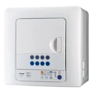 【在庫僅少】ED-60C-W 東芝 衣類乾燥機|gioncard