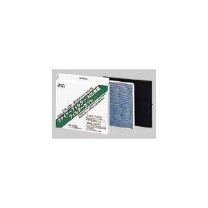 パナソニック 空気清浄機用 ファイバーフィルター・NS脱臭フィルターセット EH31401|gioncard