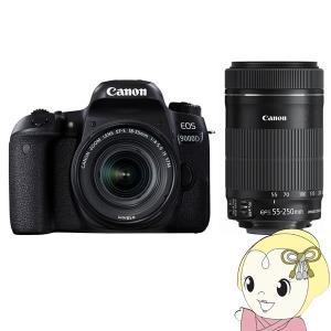 キヤノン デジタル一眼レフカメラ EOS 9000D ダブルズームキット/srm|gioncard