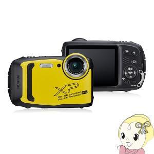 FFX-XP140-Y 富士フィルム デジタルカメラ FinePix XP140 [イエロー]/srm|gioncard