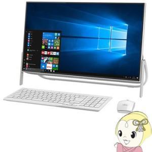 FMVF52B1W 富士通 23.8型 デスクトップパソコン FMV ESPRIMO FH52/B1 スノーホワイト gioncard