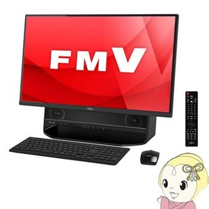 FMVF90A3B 富士通 27型 デスクトップパソコン FMV ESPRIMO FH90/A3 gioncard
