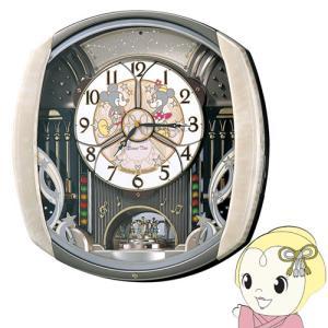 在庫僅少 セイコー 電波掛時計 ディズニー FW563A SEIKO/srm|gioncard