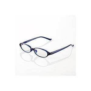 エレコム エクリア ブルーライト対策メガネ(スタンダード) G-BUC-E01NV|gioncard