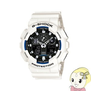 ■【あすつく】【在庫あり】【逆輸入品】 カシオ 腕時計 G-SHOCK GA-100B-7A|gioncard