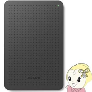 【あすつく】【在庫あり】HD-PLF1.0U3-BB バッファロー ポータブルHDD 1TB ミニステーション ターボPC EX2対応 USB3.0 gioncard