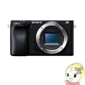 ソニー デジタル一眼カメラ α6400 ILCE-6400 ボディ [ブラック]/srm|gioncard