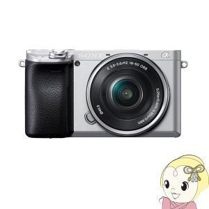 ソニー ミラーレス 一眼レフ カメラ α6400 ILCE-6400L パワーズームレンズキット [...