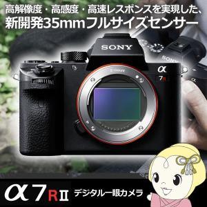 35mmフルサイズ裏面照射型CMOSイメージセンサー  ■レンズマウント:Eマウント ■撮像素子:3...