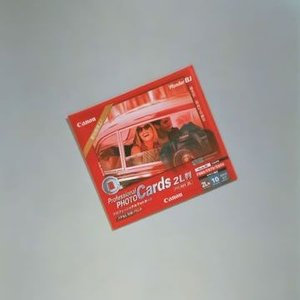 在庫処分 PC-1012L キヤノン プロフェショナルフォトカード 2L判|gioncard
