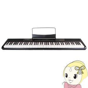 ■PERFORMER Artesia 電子ピアノ(ブラック)|gioncard