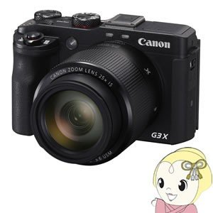 キヤノン デジタルカメラ PowerShot G3 X Wi-Fi機能/srm gioncard
