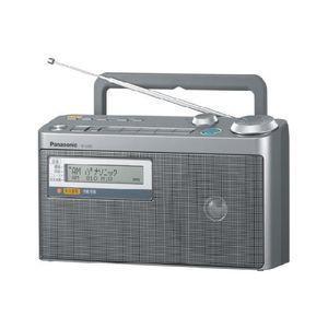 RF-U350-S パナソニック FM緊急警報放送対応FM/AM 2バンドラジオ gioncard