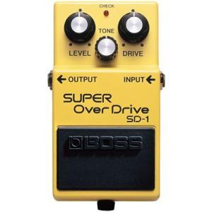 ■SD-1 BOSS スーパーオーバードライブ|gioncard