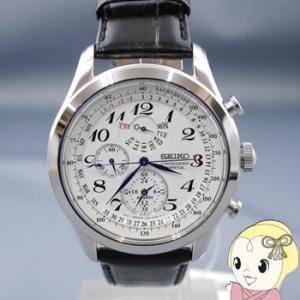 ■【あすつく】【在庫僅少】[逆輸入品] SEIKO クォーツ 腕時計 アラーム クロノグラフ パーペチュアル SPC131P1|gioncard