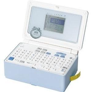 SR-GL1-BL キングジム ラベルライター テプラPRO ガーリーテプラ ペールブルー gioncard