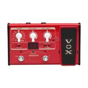 【在庫僅少】STOMPLAB2B VOX ベース用マルチエフェクター|gioncard