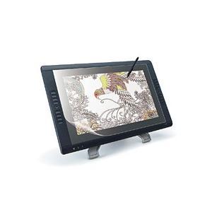 エレコム ワコム液晶ペンタブレット用ペーパーライクフィルム(反射防止) TB-WC22FLAPL gioncard