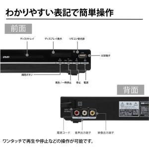 在庫僅少 TH-DVD01 TOHOTAIYO 再生専用 据置DVDプレーヤー/srm|gioncard|03
