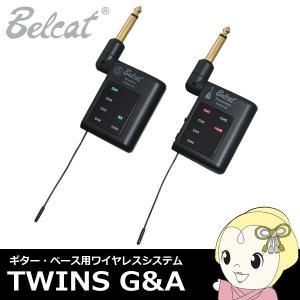在庫あり TWINSGA BELCAT ギター・ベース用ワイヤレスシステム/srm|gioncard