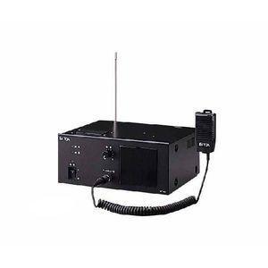 ■WF-111 TOA 連絡用無線システム 据置機|gioncard