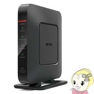 かんたん設定&安心 WSR-300HP バッファロー Wi-Fiルーター 無線LANルーター
