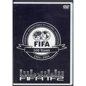 【送料無料!!!】  ■FIFA■100 YEARS■1904-2004■非売品DVD■EA SPORTS SOUND TRAX DVD■FIFA TF2■♪SOUL'd OUT♪INXS♪Debi Nova♪New Order♪ほか■|gioncoltd