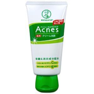 メンソレータムアクネス 薬用クリーム洗顔 130g|gionsakura