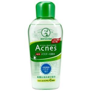 メンソレータムアクネス 薬用パウダー化粧水 120ml|gionsakura