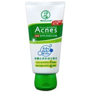 メンソレータムアクネス 薬用毛穴すっきり粒つぶ洗顔 130g|gionsakura