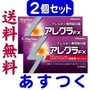アレグラFX 28錠×2個セット(28日分)試供品12錠付き|gionsakura