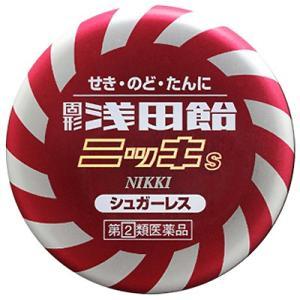 固形 浅田飴 ニッキS 50錠|gionsakura