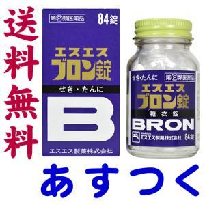 ブロン錠 エスエス製薬 84錠|gionsakura