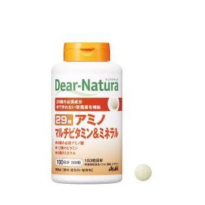 アサヒのサプリ・ディアナチュラ 29 アミノ酸+マルチビタミン&ミネラル 300粒|gionsakura