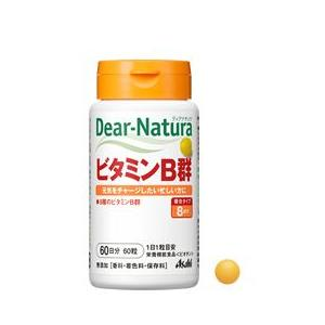 アサヒのサプリ・ディアナチュラ ビタミンB群 60粒|gionsakura