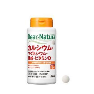 アサヒのサプリ・ディアナチュラ カルシウム・マグネシウム・亜鉛・ビタミンD 180粒|gionsakura