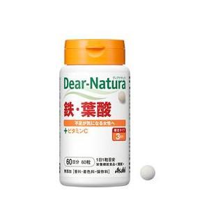 アサヒのサプリ・ディアナチュラ 鉄・葉酸 30粒|gionsakura
