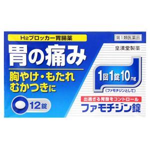 ファモチジン錠「クニヒロ」12T(ガスターのジェネリック)|gionsakura