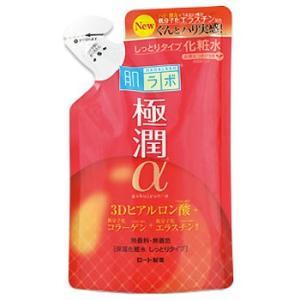 肌研 極潤α 3D化粧水 しっとりタイプ つめかえ用 170ml|gionsakura
